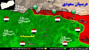 آل سعود در آستانه یک فاجعه تمام عیار پس از ۵ سال جنایت/ رزمندگان یمنی آماده ورود به مرکز استان نجران + نقشه میدانی