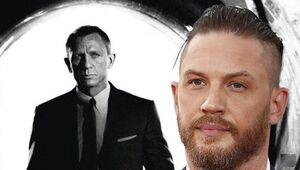 تام هاردی جایگزین دانیل کریگ در جیمزباند میشود