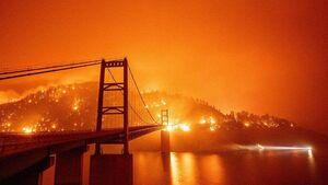 آتشسوزی و اغتشاش مهمان ناخوانده آمریکا در آستانه انتخابات