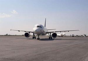 نقص فنی در پرواز تهران- گرگان