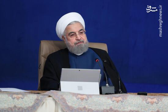 فیلم/ روحانی: ما دو تا دست بیشتر نداریم