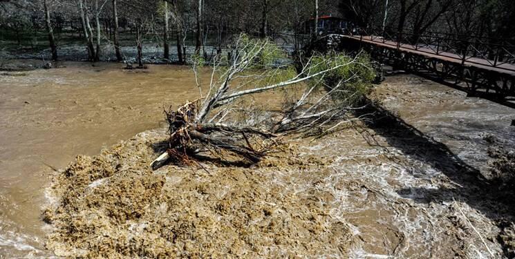 هشدار آبگرفتگی معابر در نوار شمالی کشور