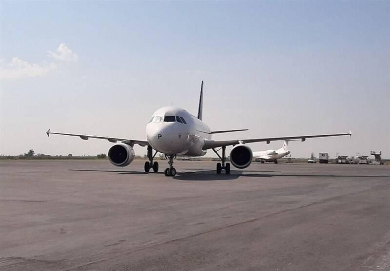 نقص فنی در پرواز تهران- گرگان/ همه مسافران در سلامت هستند