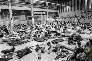 تصاویری دردناک از حمله شیمیایی صدام ملعون به حلبچه