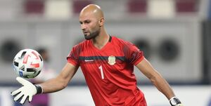 لیگ قهرمانان آسیا|گلر الشرطه بهترین بازیکن دیدار با استقلال