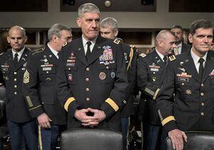 نگرانی آمریکا از جان عالیترین فرمانده ارتش این کشور