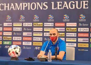 سرمربی الدحیل: AFC اشتباهاتش را برطرف کرد