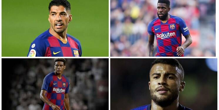 ادامه برنامه بارسلونا برای فروش ستارهها
