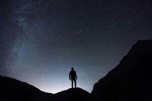 زیباترین تصاویر از شبهای پرستاره
