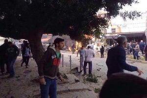 وقوع انفجار در جنوب لبنان