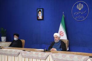 عکس/ جلسه شورای انقلاب فرهنگی باحضور سران قوا