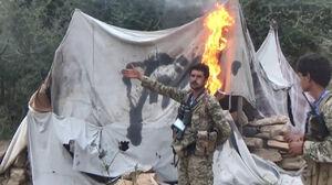 طوفان رزمندگان شکستناپذیر در قلب یمن با دستهای خالی/ نیروهای ائتلاف سعودی در جنوب غرب استان مأرب جارو شدند + نقشه میدانی و عکس