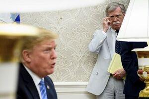 بولتون: تلاش آمریکا برای احیای تحریمهای ایران شکست خورد - کراپشده