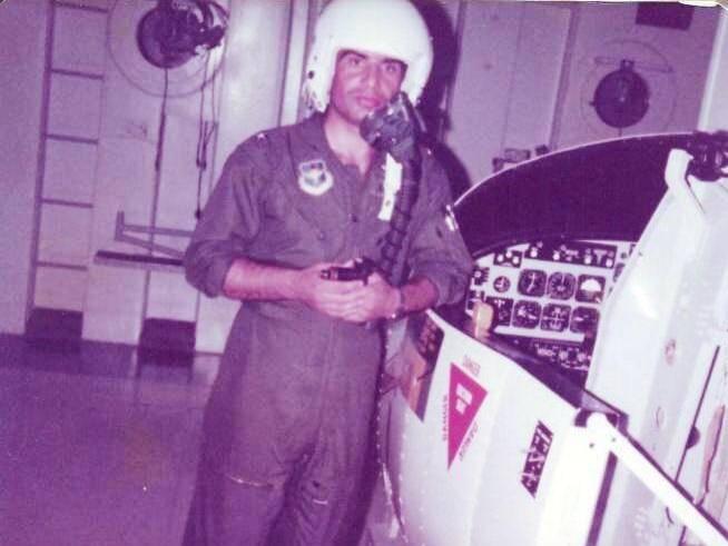 خلبان خسرو: من آمریکا نمیآیم!