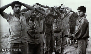 مردم «خرمشهر» با گلوله و سرنیزه به استقبال بعثیها آمدند