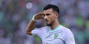 بهترین گلزن تاریخ باشگاه الاهلی مقابل استقلال بازی نمیکند