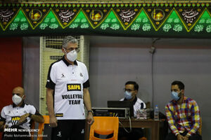 واکنش «کارخانه» به محرومیتش از سوی کمیته انضباطی فدراسیون والیبال