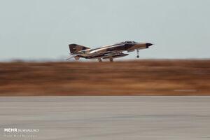 عکس/ سالروز «عملیات کمان ۹۹» در پایگاه سوم شکاری
