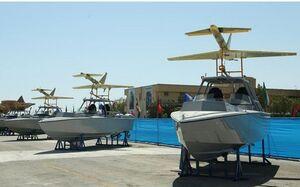 الحاق ۱۸۸ فروند پهپاد و بالگرد به نیروی دریایی سپاه/ رونمایی از ۳ پهپاد جدید +عکس