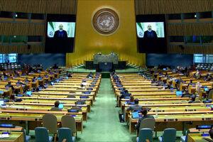 عکس/ حاشیههای نشست مجمع عمومی سازمان ملل