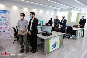افتتاح پردیس نوآوریهای حقوقی و قضایی