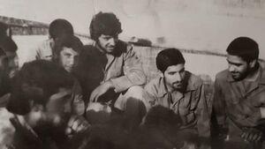 عکس دیدهنشده از صادق آهنگران در دهه ۶۰