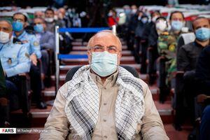عکس/ افتتاح همزمان ۸ موزه دفاع مقدس با حضور قالیباف