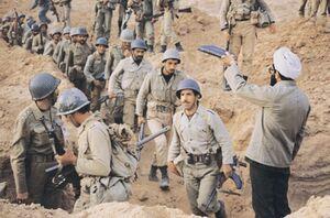 دفاع مقدس نمایه جنگ تحمیلی نمایه رزمندگان نمایه