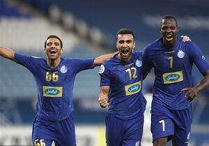 جشن قطریها برای تیم استقلال در هتل محل اقامت آبیپوشان + عکس