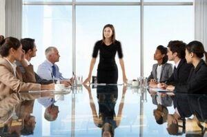 سهم زنان از هیئت مدیره ۵۰۰ شرکت برتر جهان