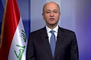 رئیسجمهور عراق: جنگ با تروریسم ادامه دارد - کراپشده