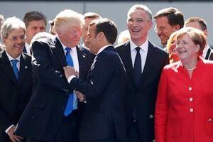 اروپا و آمریکا - کراپشده