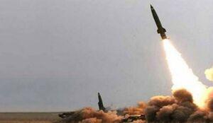 حمله موشکی یمن به پادگان نیروهای وابسته به عربستان