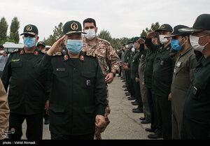 سرلشکر سلامی: سپاه با وجود تحریمها اجازه توقف هیچ طرحی را نمیدهد/مانند جنگهای گذشته بر دشمن غلبه خواهیم کرد