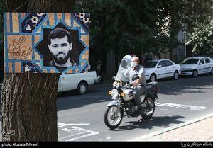 عکس/ حال و هوای تهران در هفته دفاع مقدس