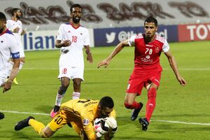 آمار درخشان پرسپولیس مقابل تیمهای اماراتی