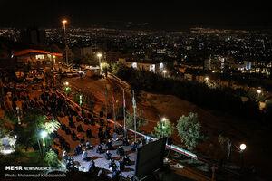 عکس/ شب شهادت امام حسن (ع) در کهف الشهدا