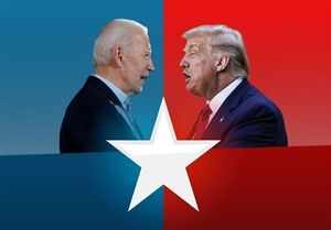 نظرسنجی نشان داد: پیشتازی ۵ درصدی بایدن نسبت به ترامپ