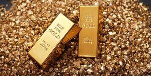 سقوط ۱۰.۲دلاری قیمت طلا در بازار جهانی