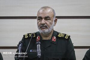 سردار خدادی چهل و یک سال لباس جهاد و امروز ردای شهادت برتن کرد