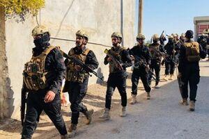 تمجید وزیر دفاع عراق از توانمندیهای الحشد الشعبی در حفظ امنیت - کراپشده
