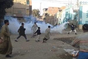 الجزیره: ۲ نفر در تظاهرات مصر کشته شدند