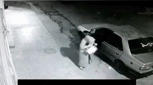 فیلم/سرقت وحشیانه ۳مرد از یک زن در دزفول