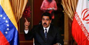 مادورو: با همکاری ایران؛ تسلیحات بومی تولید میکنیم