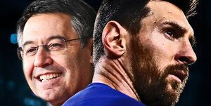 اسطورههای بارسا خفه نمیشوند/ شورش مسی و بازیکنان سابق علیه بارتومئو