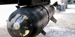 استفاده آمریکا از یک موشک سری در سوریه +عکس