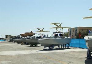 گزارش|ابابیلــ۲ سلاح جدید قایقهای تندروی سپاه/ ۲ پهپاد ناشناخته بین پرندههای جدید ندسا