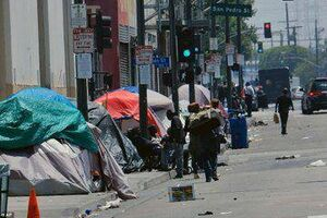 زندگی مرفه مردم لس آنجلس به روایت تصویر!