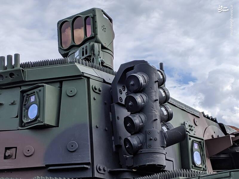 2928715 - تانکهای سپاه آماده «مقابله نرم» با موشکهای ضد زره دشمن شدند
