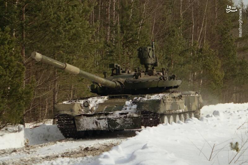2928716 - تانکهای سپاه آماده «مقابله نرم» با موشکهای ضد زره دشمن شدند